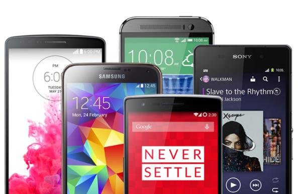 khac phuc loi thuong gap tren thiet bi Android