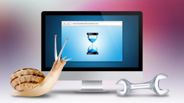 laptop vào mạng Wi-Fi chậm