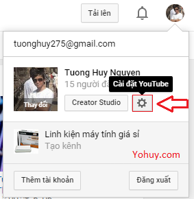 loai bo quang cao youtube