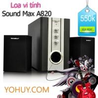 loa-soundmax-a820