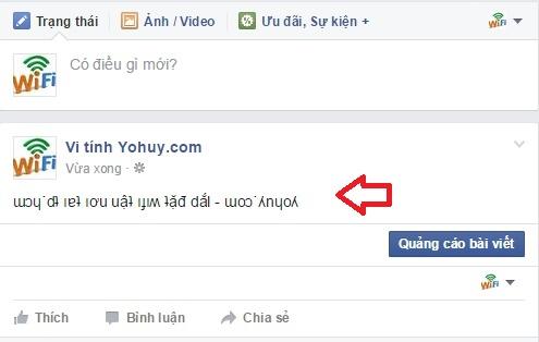 viet chu nguoc tren facebook 2