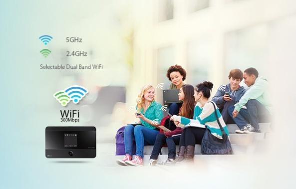 TP-Link M7350 - Bộ Phát WiFi Di Động 4G LTE