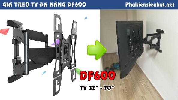 gia treo tv DF600