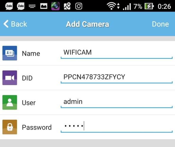 cai dat camera wifi 3