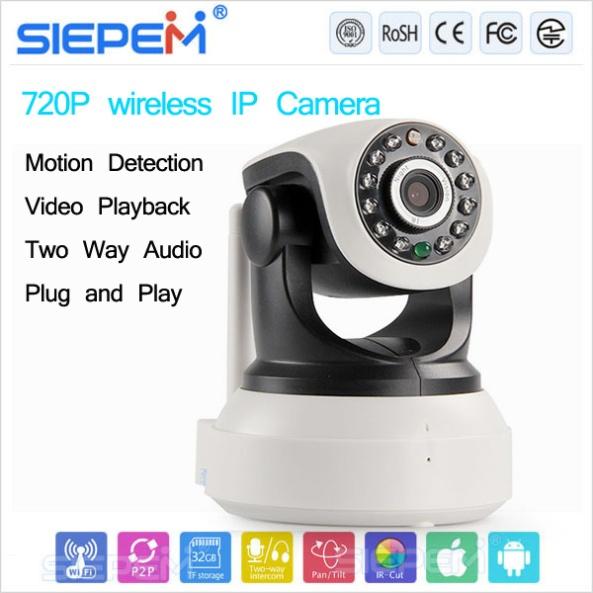 Camera IP WiFi SIEPEM S6203Y