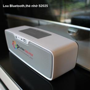 Loa Bluetooth,thẻ nhớ S2025 -1