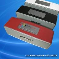 Loa Bluetooth,thẻ nhớ S2025 giá rẻ
