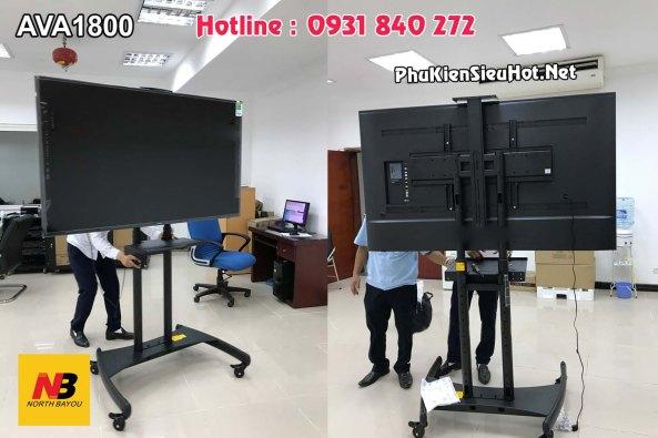 cung cap khung treo tivi di động AVA1800 PHUKIENSIEUHOT