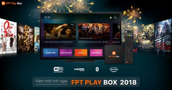 FPT Play box giảm giá 2019